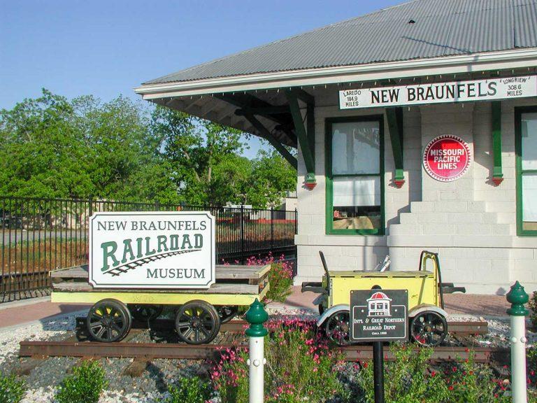 Fredericksburg und New Braunfels, Texas — deutsche Einwanderer