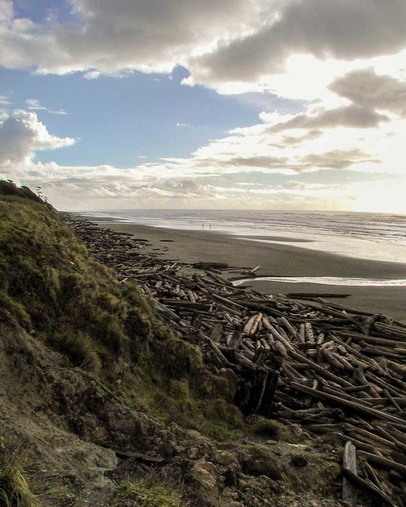 Kalocha Beach im Olympic Nationalpark, Washington State, im Nordwesten der USA