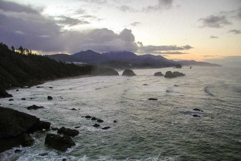 Ecola State Park, Oregon, USA