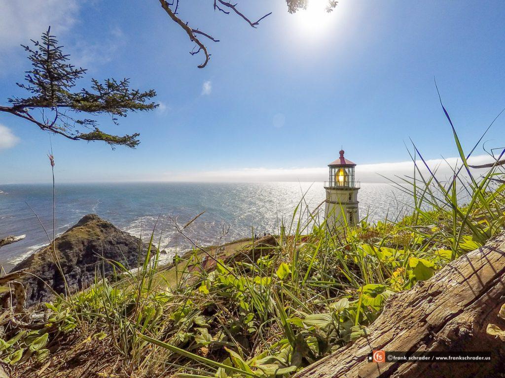 Heceta Leuchtturm -- Leuchttürme an Oregon's Küste
