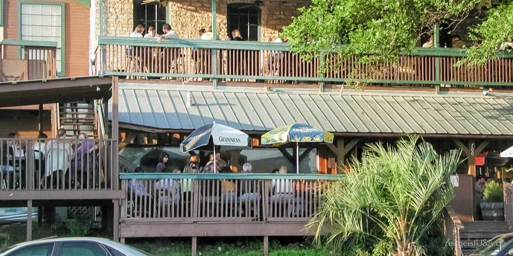 Austin hat eine vielfältige Bar und Restaurant Szene