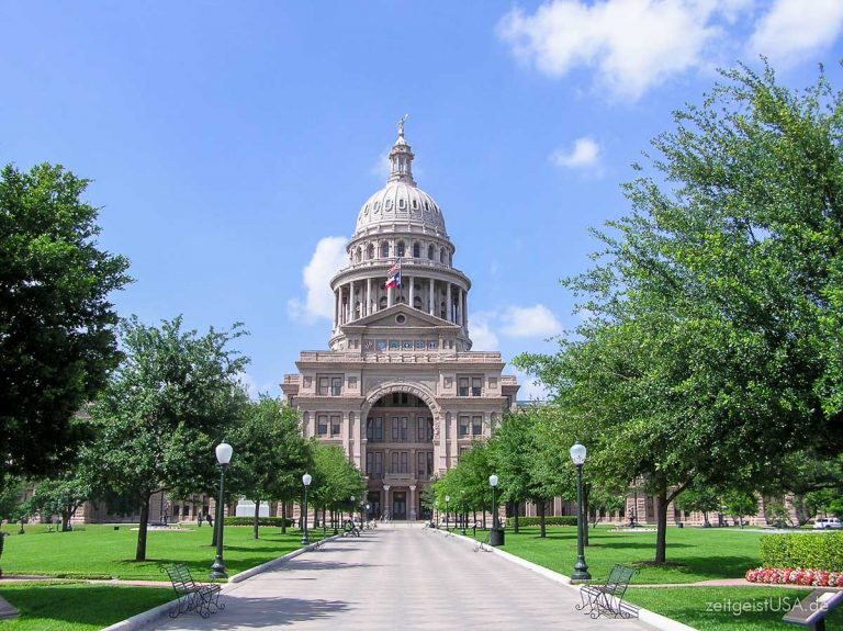 Austin – Reiseziel Übersicht