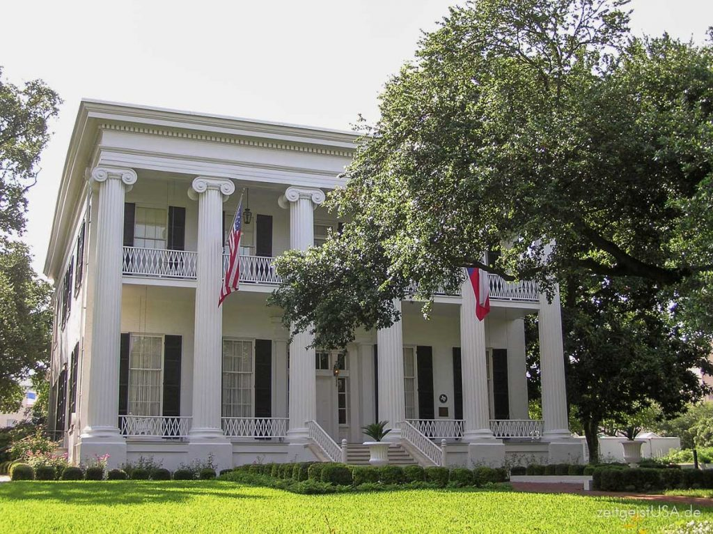 Governor's Mansion, Austin