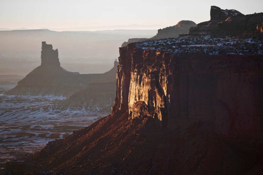 Candle Stick Tower, Island in the Sky, Canyonlands (photo: NPS / Jakob W Frank)