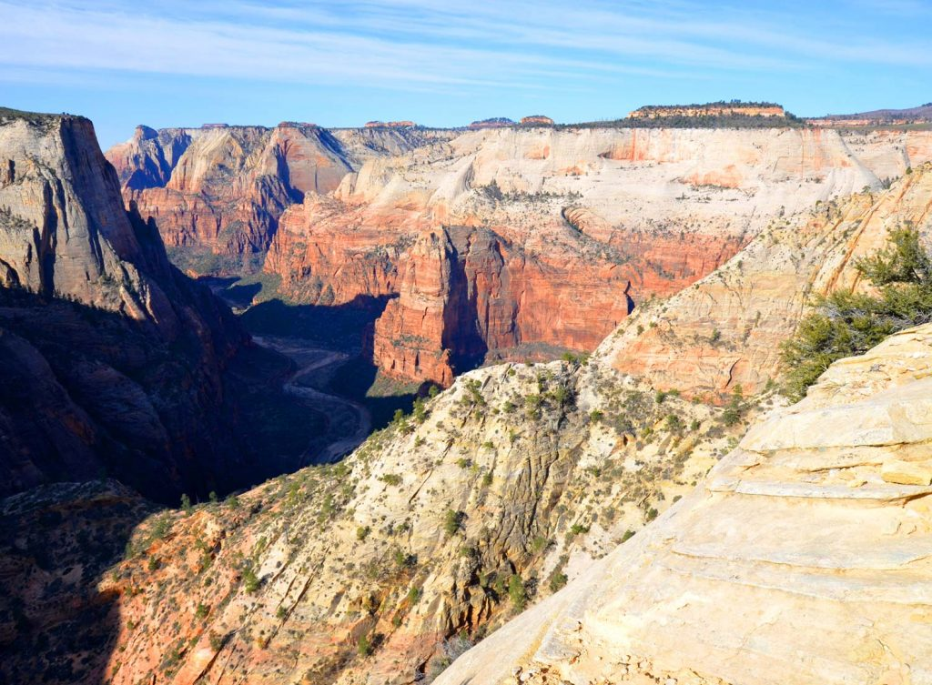 Observation Point Trail (NPS Photo)