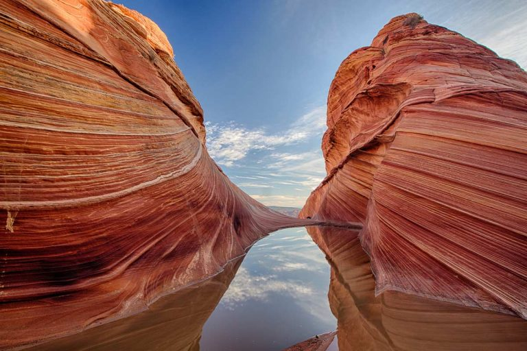Paria Canyon, Coyote Butte, Vermillion Cliffs NM in Arizona