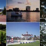 Orlando, Florida: Epcot, Sunset, History Center, Golf, Disney Resort, Orlando Aerial (photos: Orlando CVB)