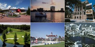 Orlando, Florida: Epcot, Sunset, History Center, Golf, Disney Resort, Orlando Aerial (photos: Orlando CVB)