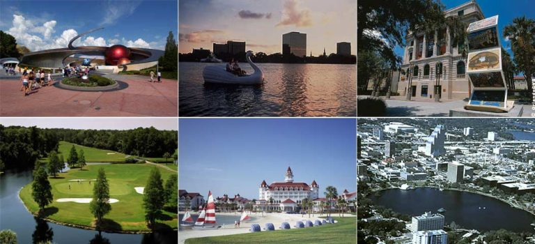 Orlando – Reiseziel Übersicht