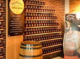 Jack Daniels Distillery, Lynchburg, Tennessee