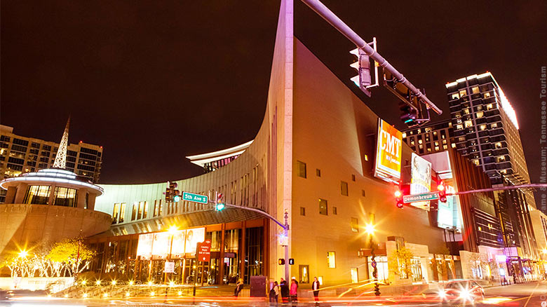 Country Music Hall of Fame and Museum. Foto: Country Music Hall of Fame & Museum