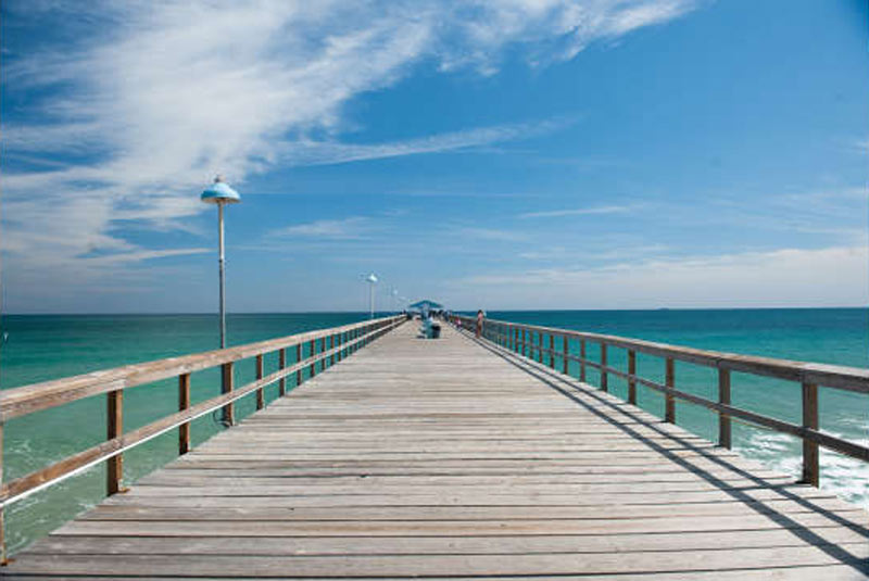 Anglin's Fishing Pier in Fort Lauderdale-By-The-Sea (credit: GFLCVB)