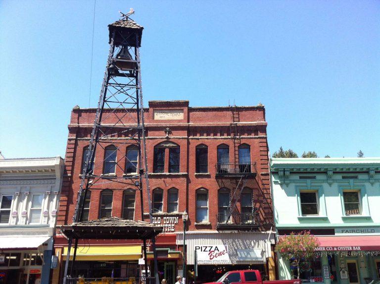 Placerville, Kalifornien (Old Hangtown)