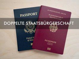 Mehrstaatigkeit Deutschland und USA -- Beibehaltung der deutschen Staatsbürgerschaft