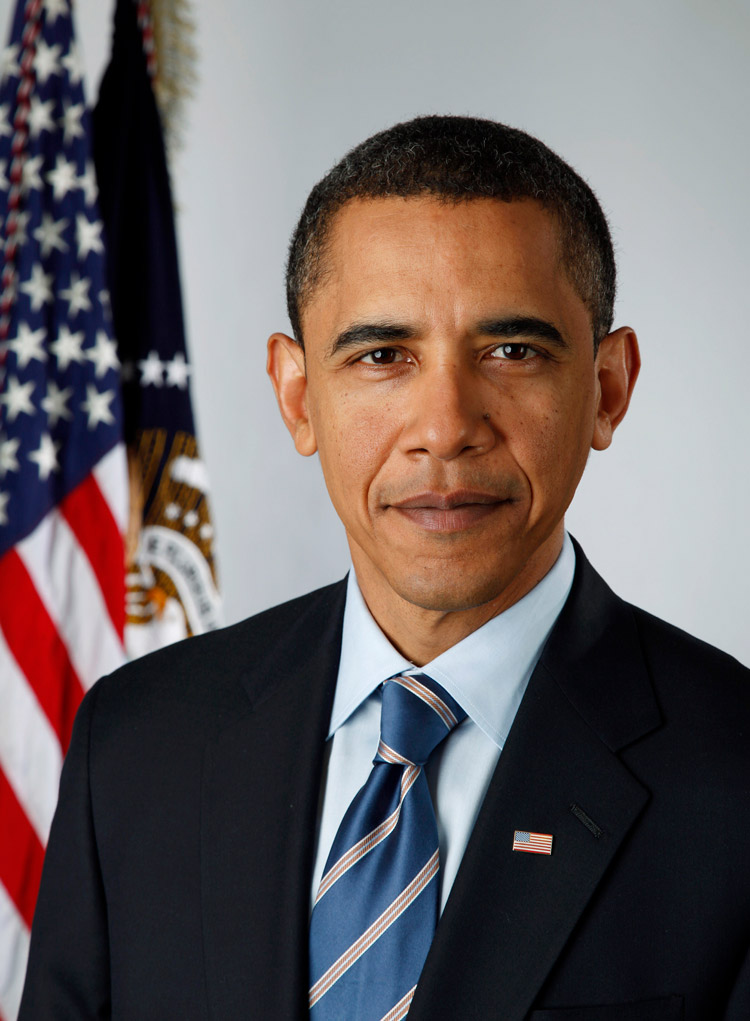Barack Obama, 44. Präsident der USA