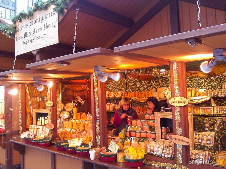 Christkindlmarket bringt deutsche Tradition nach Chicago