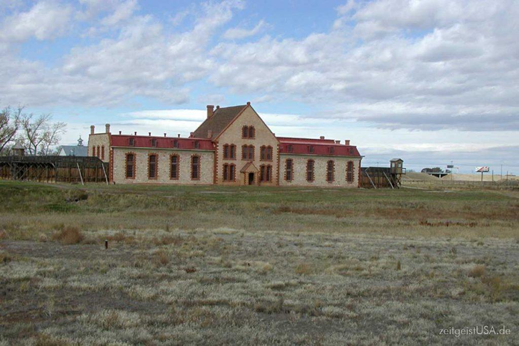 Territorial Prison, Laramie, Wyoming, USA
