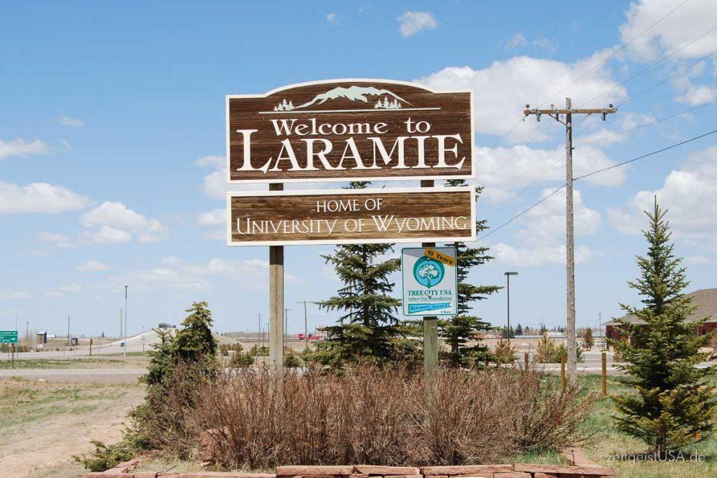 Laramie, Wyoming, USA