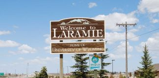 Laramie, Wyoming, USA