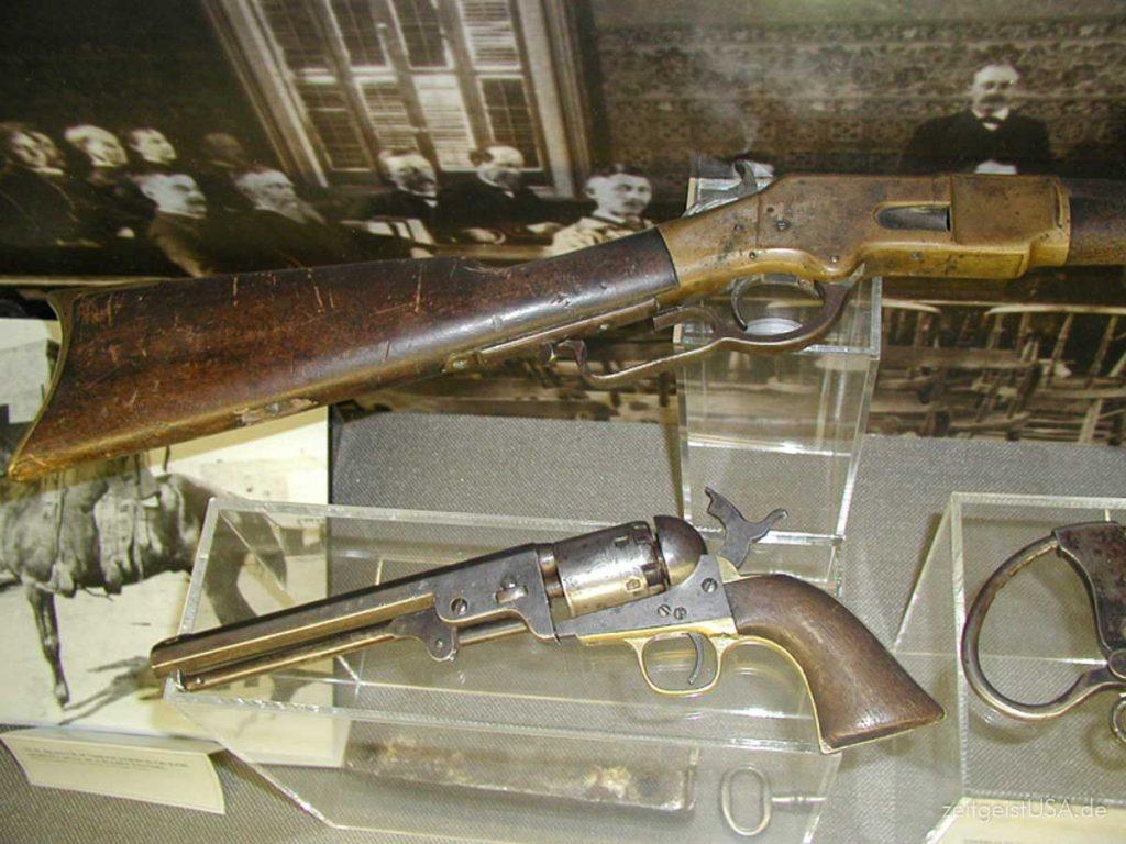 U.S. Marshal's Revolvers