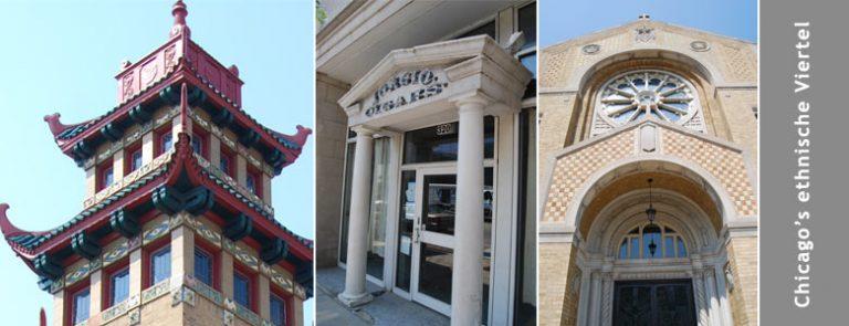 Chicago's ethnische Viertel