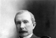 John Davison Rockefeller, 1885 [The Rockefeller Archive Center, Public Domain]