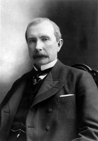 John D. Rockefeller Biografie
