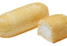 Twinkies (Hostess Cakes; photo: wikimedia)