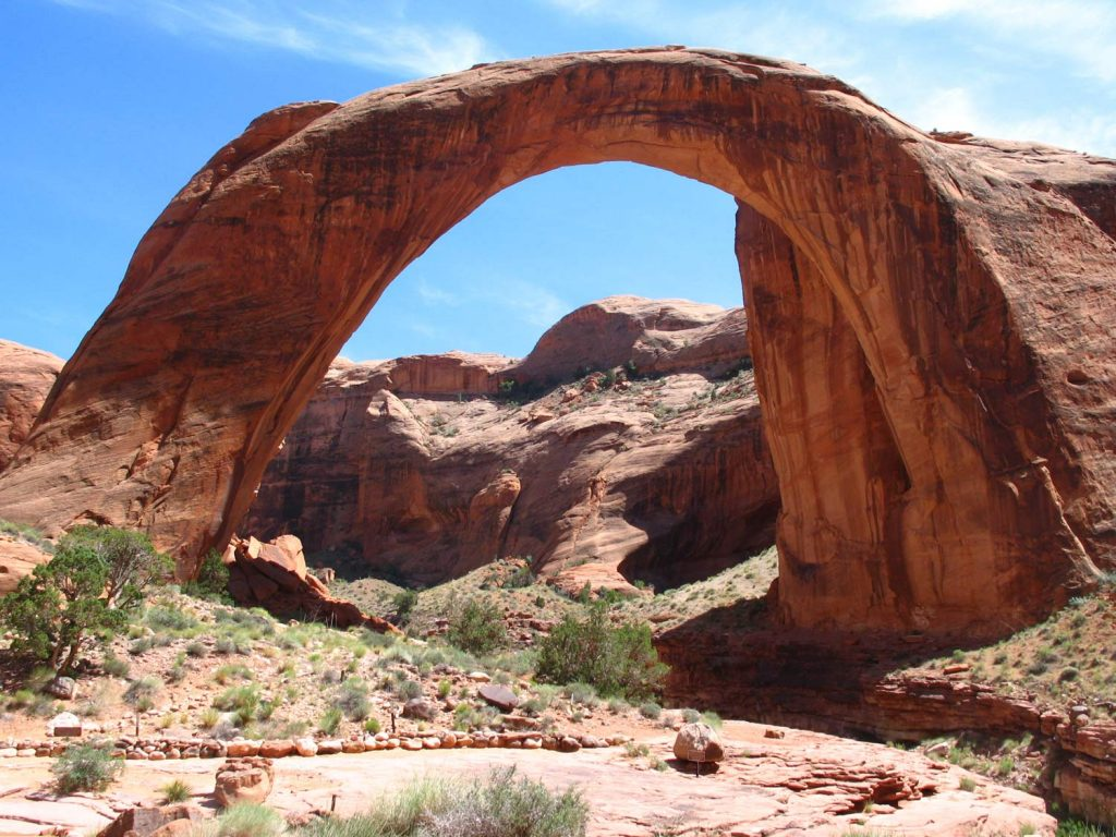 Rainbow Bridge, Utah