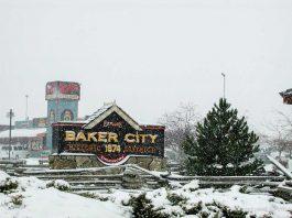 Baker City, Oregon, USA