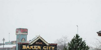 Baker City, Oregon, USA