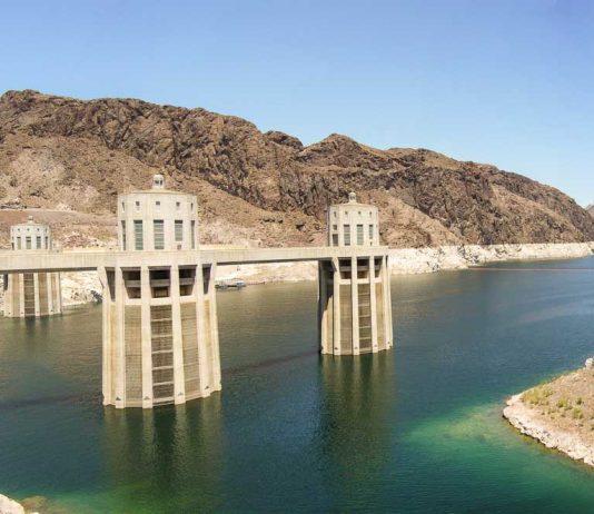 Hoover Dam, Arizona / Nevada Grenze (Bild: zeitgeistUSA.de)