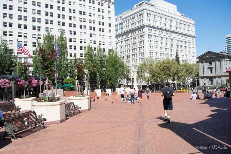 Portland, Oregon, USA – Reiseinformationen und Tipps