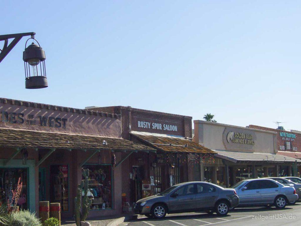 Rusty Spur Saloon, Scottsddale Oldtown