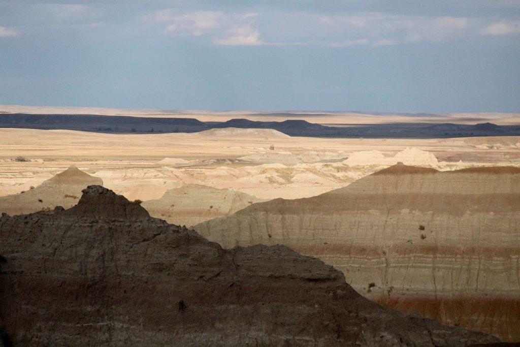 Brule Formation, Badlands Nationalpark [photo: NPS, Sarah Feldt]