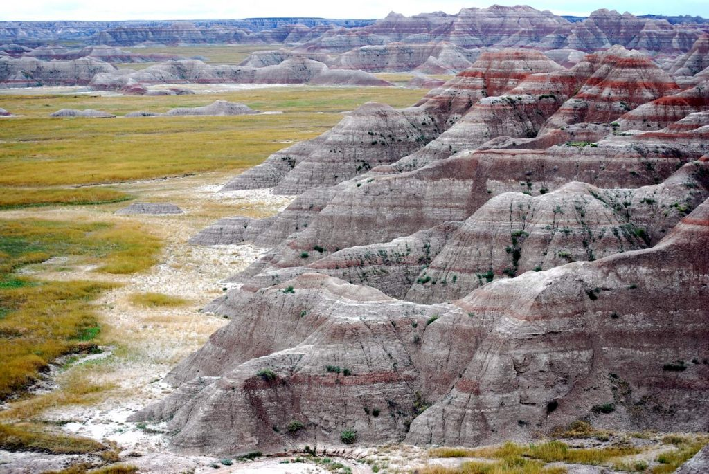 Norbeck Pass, Badlands Nationalpark [photo: NPS]