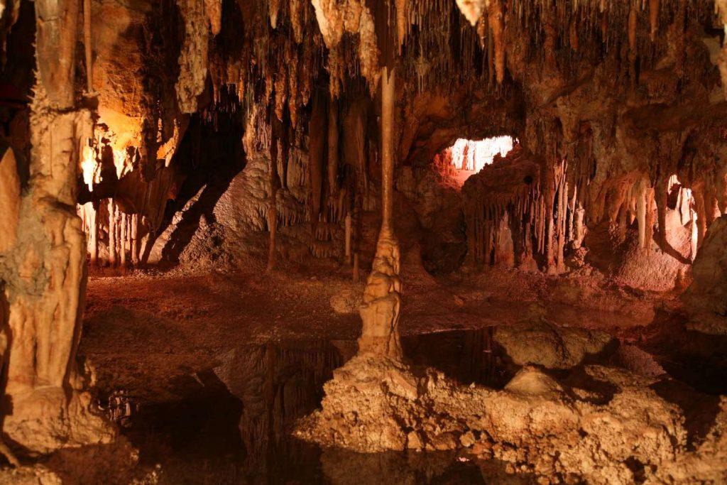 Pools in der Lehman Cave [photo NPS]