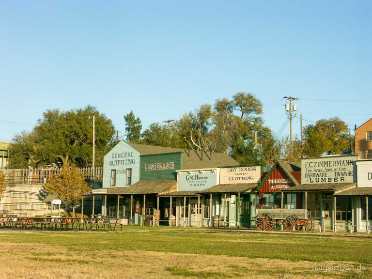 Dodge City, Kansas — Reiseinformationen