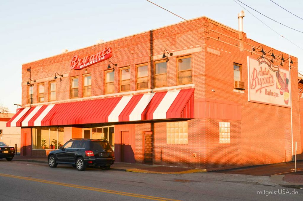 Arthur Bryant's BBQ, Kansas City