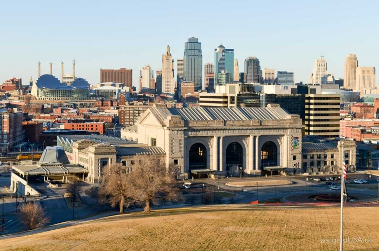 Kansas City (Kansas / Missouri) — Reiseinformationen