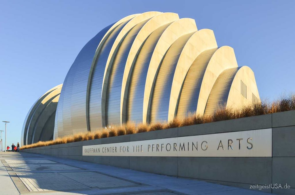 Kansas City Kauffman Center for Performing Arts