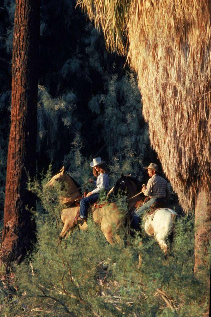 Ausritte und andere Aktivitäten in Palm Springs, Kalifornien [photo: Palm Springs Bureau of Tourism]
