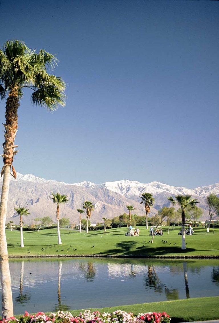 Palm Springs, Kalifornien — Sehenswürdigkeiten und Reisetipps