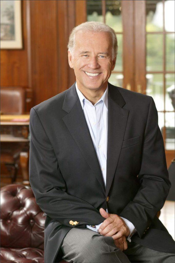 Senator Joseph Biden [2007 offizielles Senator photo)