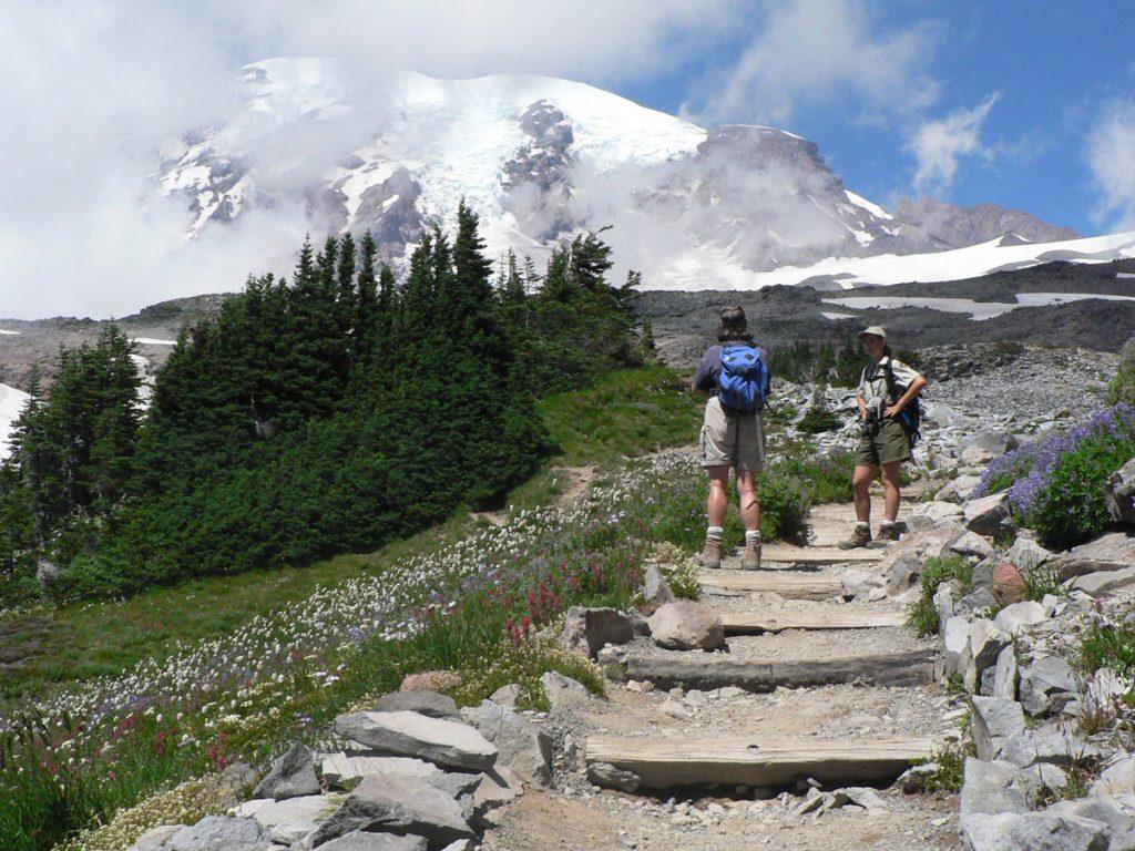 Mt. Rainier, Skyline Trail bei Paradise [photo NPS/Jasmine Horn]