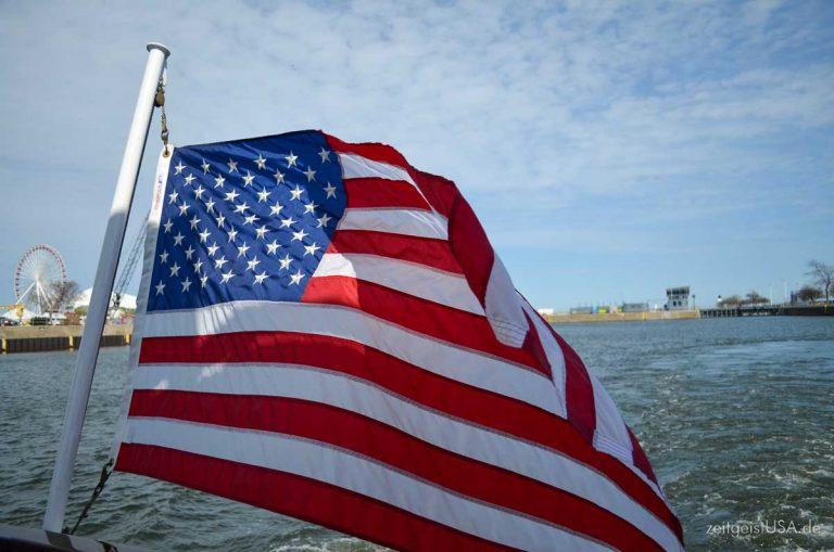 Flag Day — Feiern der amerikanischen Nationalflagge