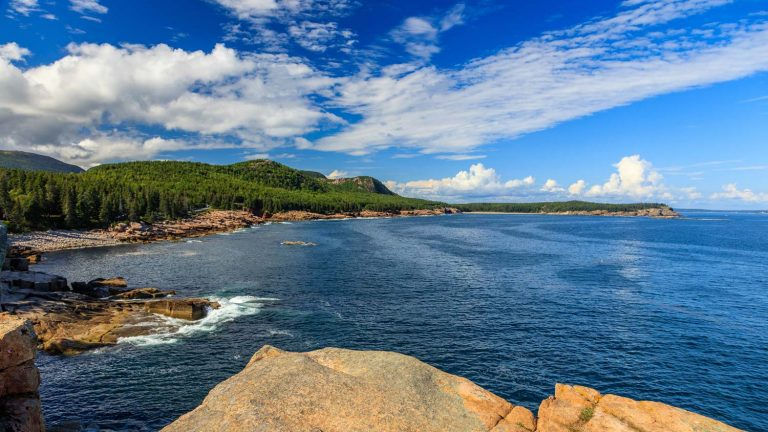 Acadia Nationalpark, Maine, USA