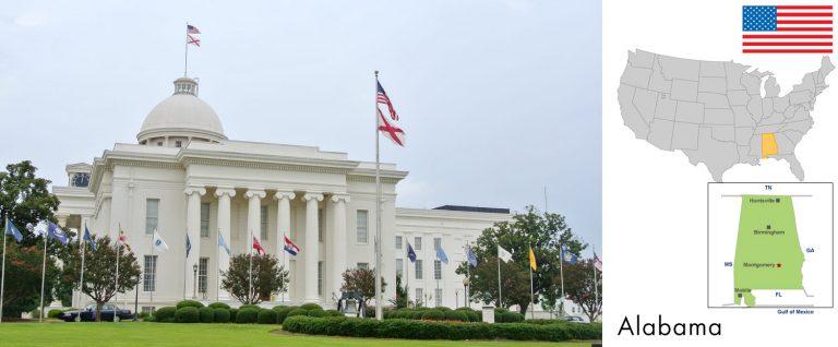 Alabama, USA — Reisevorbereitung, Überblick und Tipps