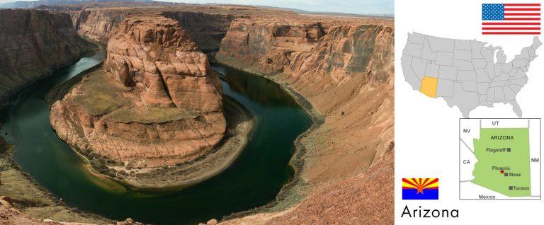 Arizona, USA — Reisevorbereitung, Überblick und Tipps