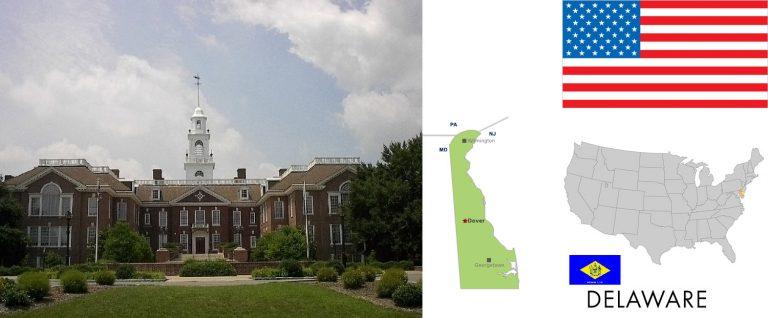 Delaware, USA — Reisevorbereitung, Überblick und Tipps